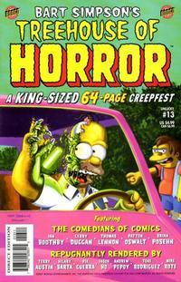 Cover Thumbnail for Treehouse of Horror (Bongo, 1995 series) #13