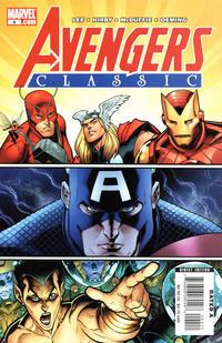 Cover Thumbnail for Avengers Classic (Marvel, 2007 series) #4