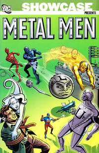 Cover Thumbnail for Showcase Presents: Metal Men (DC, 2007 series) #1