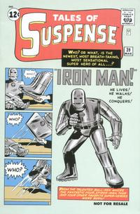 Cover Thumbnail for Tales of Suspense No. 39 (Marvel, 2006 series) #[nn]