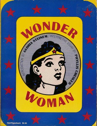 Cover for Wonder Woman (Holt, Rinehart and Winston, 1972 series)