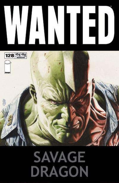 Cover for Savage Dragon (Image, 1993 series) #128