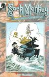Cover for Sock Monkey: The Inches Incident (Dark Horse, 2006 series) #3