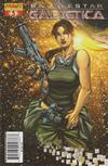 Cover Thumbnail for Battlestar Galactica (2006 series) #5