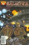 Cover for Battlestar Galactica: Cylon Apocalypse (Dynamite Entertainment, 2007 series) #1 [Cover D Carlos Rafael]