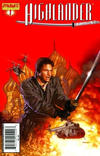 Cover for Highlander (Dynamite Entertainment, 2006 series) #1 [Dave Dorman Cover]
