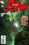 Cover for The All New Atom (DC, 2006 series) #19
