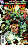 Cover for Green Lantern Corps (DC, 2006 series) #17