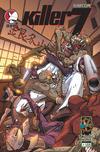 Cover for killer7 (Devil's Due Publishing, 2006 series) #2