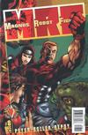 Cover for Magnus Robot Fighter (Acclaim / Valiant, 1997 series) #8