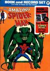Cover for The Amazing Spider-Man [Book and Record Set] (Peter Pan, 1974 series) #PR24