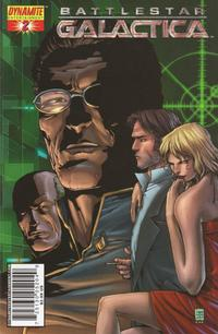 Cover Thumbnail for Battlestar Galactica (Dynamite Entertainment, 2006 series) #2