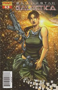 Cover Thumbnail for Battlestar Galactica (Dynamite Entertainment, 2006 series) #5