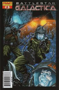 Cover Thumbnail for Battlestar Galactica (Dynamite Entertainment, 2006 series) #6