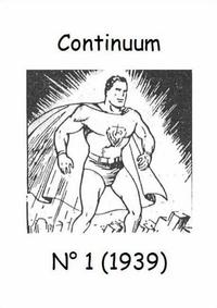 Cover Thumbnail for Continuum (JMF, 2007 series) #1