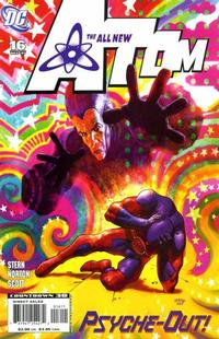 Cover Thumbnail for The All New Atom (DC, 2006 series) #16