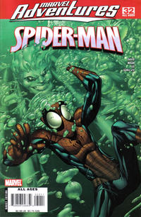 Cover Thumbnail for Marvel Adventures Spider-Man (Marvel, 2005 series) #32