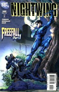 Cover Thumbnail for Nightwing (DC, 1996 series) #140