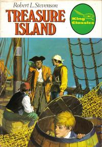 Cover Thumbnail for King Classics (King Features, 1977 series) #7 - Treasure Island