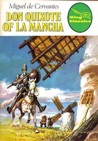 Cover Thumbnail for King Classics (King Features, 1977 series) #13 - Don Quixote of La Mancha