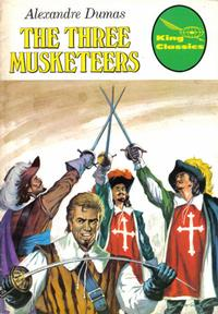 Cover Thumbnail for King Classics (King Features, 1977 series) #16 - The Three Musketeers