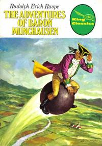 Cover Thumbnail for King Classics (King Features, 1977 series) #17 - The Adventures of Baron Munchausen