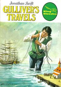 Cover Thumbnail for King Classics (King Features, 1977 series) #22 - Gulliver's Travels