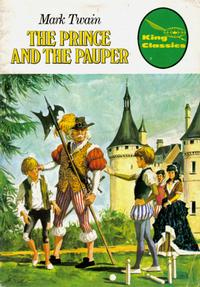 Cover Thumbnail for King Classics (King Features, 1977 series) #23 - The Prince and the Pauper