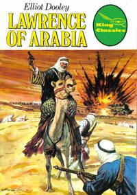 Cover Thumbnail for King Classics (King Features, 1977 series) #24 - Lawrence of Arabia
