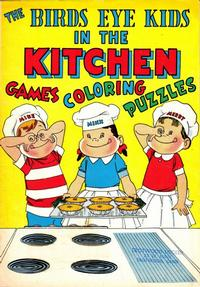 Cover Thumbnail for The Birds Eye Kids in the Kitchen (Marvel, 1958 series)