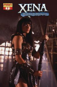 Cover Thumbnail for Xena (Dynamite Entertainment, 2006 series) #1 [Photo Cover]