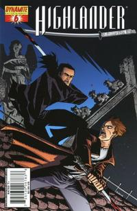 Cover Thumbnail for Highlander (Dynamite Entertainment, 2006 series) #6 [Michael Avon Oeming Cover]