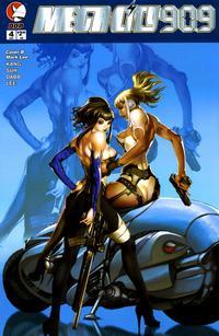 Cover Thumbnail for Megacity 909 (Devil's Due Publishing, 2004 series) #4