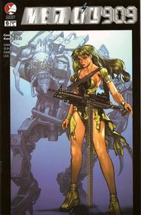 Cover Thumbnail for Megacity 909 (Devil's Due Publishing, 2004 series) #6 [Cover A]