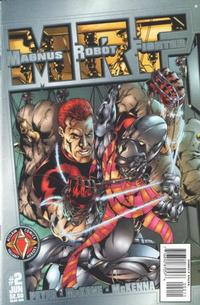 Cover Thumbnail for Magnus Robot Fighter (Acclaim / Valiant, 1997 series) #2