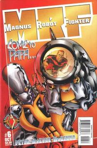 Cover Thumbnail for Magnus Robot Fighter (Acclaim / Valiant, 1997 series) #6