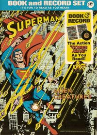 """Cover Thumbnail for Superman: """"Alien Creatures"""" [Book and Record Set] (Peter Pan, 1975 series) #PR28"""
