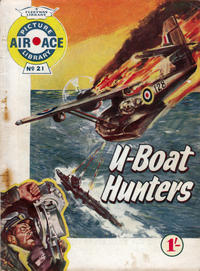 Cover Thumbnail for Air Ace Picture Library (IPC, 1960 series) #21