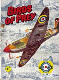 Cover Thumbnail for Air Ace Picture Library (IPC, 1960 series) #32