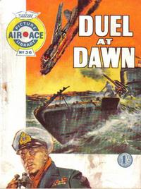 Cover Thumbnail for Air Ace Picture Library (IPC, 1960 series) #36