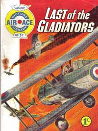 Cover Thumbnail for Air Ace Picture Library (IPC, 1960 series) #37