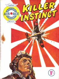 Cover Thumbnail for Air Ace Picture Library (IPC, 1960 series) #43