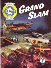 Cover Thumbnail for Air Ace Picture Library (IPC, 1960 series) #49