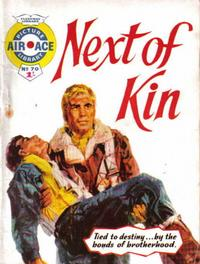 Cover Thumbnail for Air Ace Picture Library (IPC, 1960 series) #70