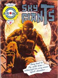 Cover Thumbnail for Air Ace Picture Library (IPC, 1960 series) #77