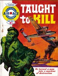 Cover Thumbnail for Air Ace Picture Library (IPC, 1960 series) #90