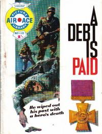 Cover Thumbnail for Air Ace Picture Library (IPC, 1960 series) #110