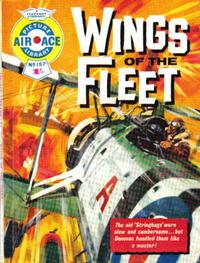 Cover Thumbnail for Air Ace Picture Library (IPC, 1960 series) #157