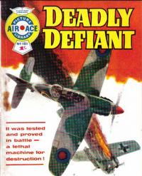 Cover Thumbnail for Air Ace Picture Library (IPC, 1960 series) #181