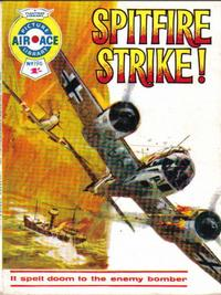 Cover Thumbnail for Air Ace Picture Library (IPC, 1960 series) #196